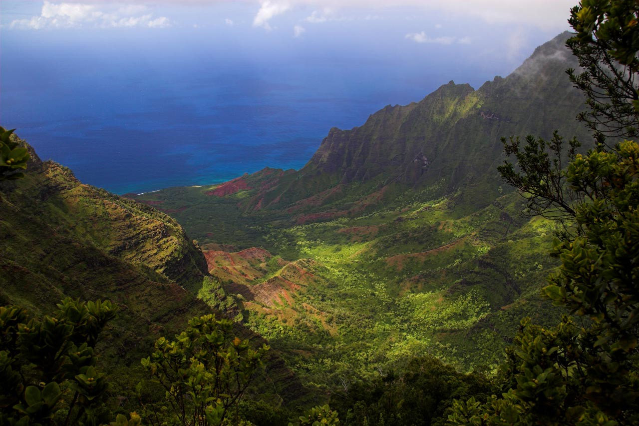 Gorgeous Kauai.