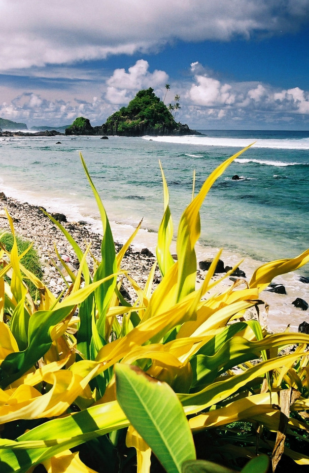 American Samoa, 2003.