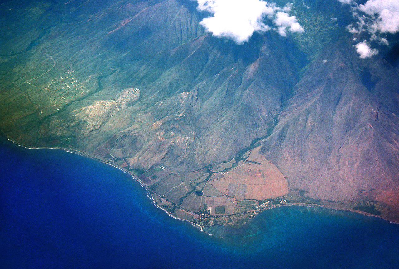 Not sure which island this is, Maui?