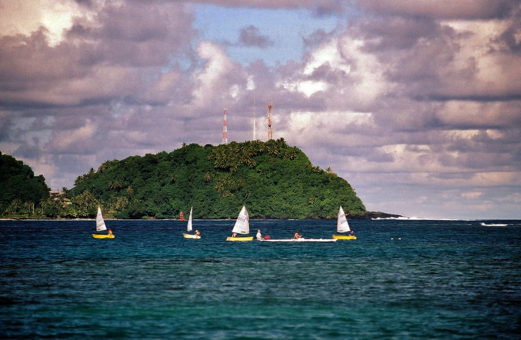 Pago Pago, American Samoa 2003.