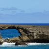 Hole in the rock Oahu Hawaii