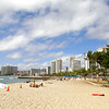 Waikiki Beach Hawaii vacation destination