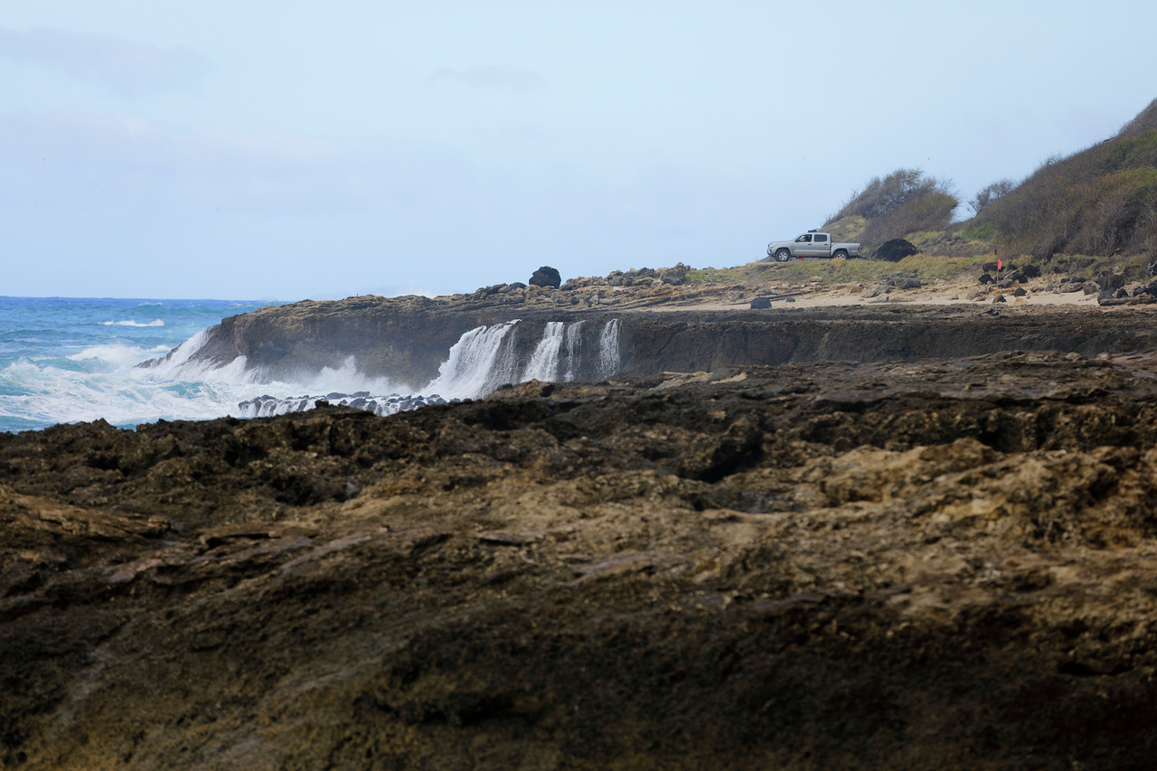 Image of Kaena Point State Park