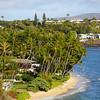 Luxury oceanfront homes in Hawaii