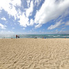 Stock photo of Waikiki Beach Hawaii