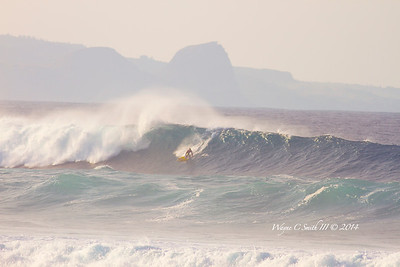 Paddleboarding Hoikepu, Maui