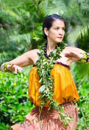Hula Dancer at Investiture 0812 4985