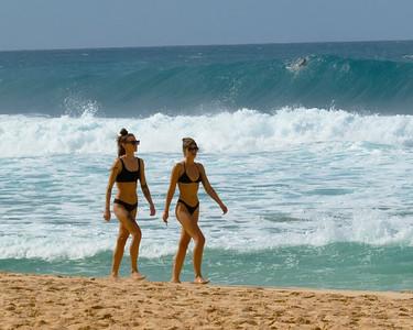 Women of the Northshore, Oahu