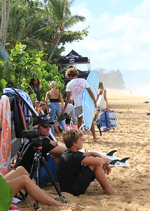 Locals Checking Out Pipeline
