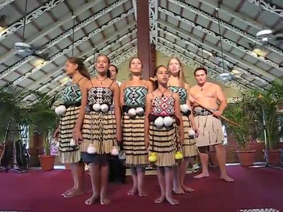 Polynesian Cultural Center New Zealanders Mini Movie