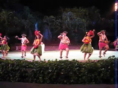 Polynesian Cultural Center Horizons Show Mini Movie