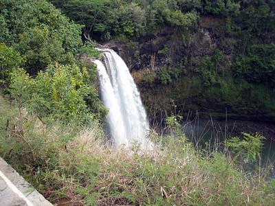 Wailua Falls - Fantasy Island, Amazing Race Coke Commercial