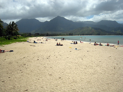 Kauai - South Pacific Beach - Hanalei