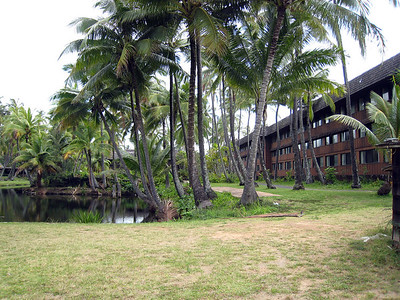 Coco Palms Resort - Blue Hawaii, South Pacific