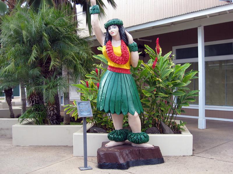 Lahaina Hula Girl