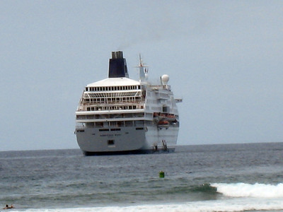 Lahaina - Norwegian Wind Tendered(Not our Ship)