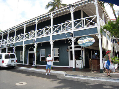 Lahaina - Pioneer Inn