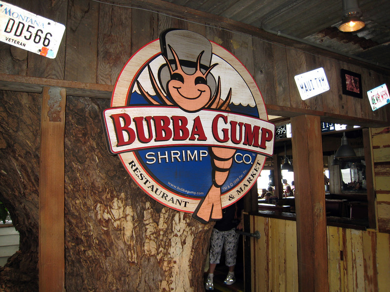 Lahaina - Bubba Gump