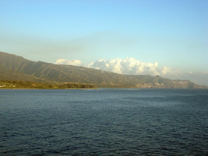 Arriving Kahuli, Maui