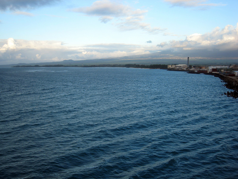 Departing Kuhuli, Maui