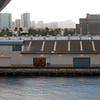 Arriving Honolulu and Disembarcation
