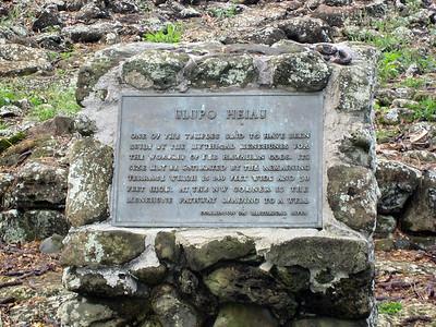 Oahu Natural Highlights Tour - Hawaiaan Temple Site