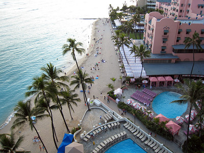 Outrigger Waikiki Resort and Waikiki Beach