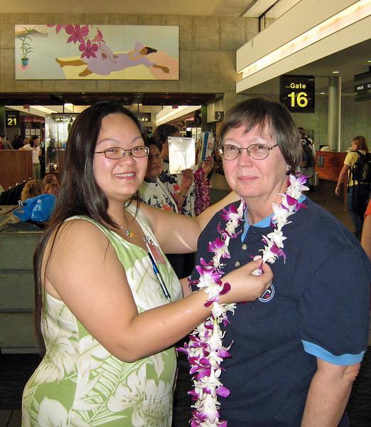 Aloha Pat - Welcome to Hawaii