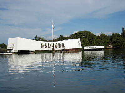 Oahu - Pearl Harbor, Arizona Memorial, USS Missouri