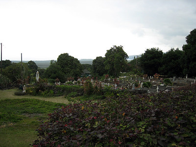Painted Church Cemetery