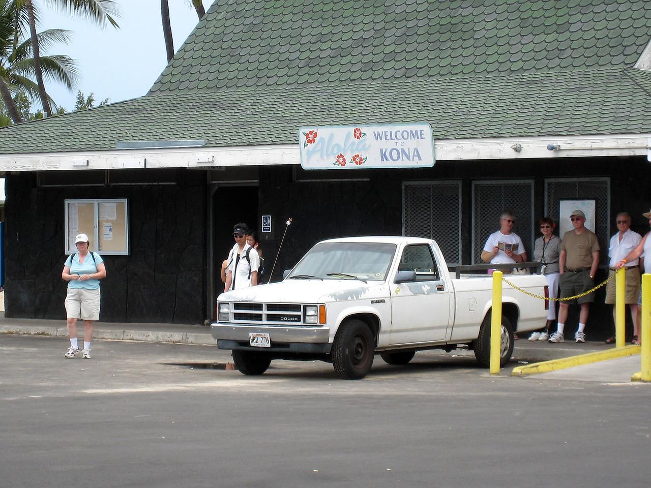 Historic Kona Tour