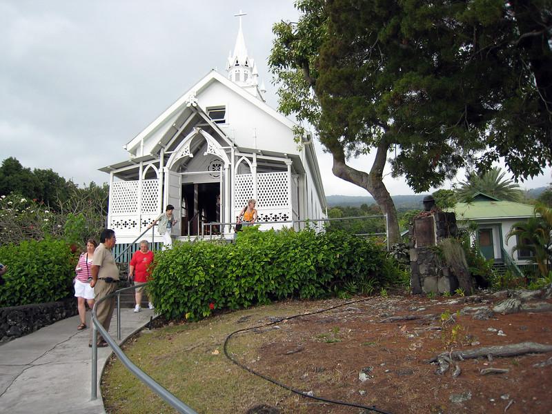 Painted Church