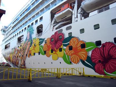 The Big Island Hawaii - NCL Pride of Hawaii