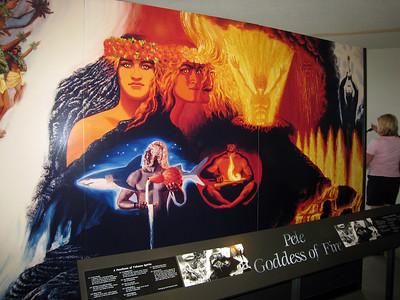Volcano National Park - Pele - Goddess of Fire