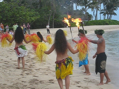 Hawaiian Luau at Paradise Cove Mini Movie