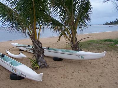 Around Hale'iwa Beach Park - March 2005