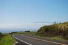View of Haleakala from the Kohala Mountains Big Island. BIH2008-18
