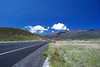 View of Mauna Kea from the newer and safer version of Saddle Road. BIH2008-4