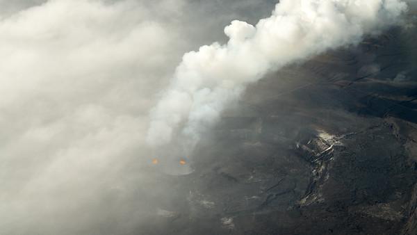 Halemaʻumaʻu Crater.