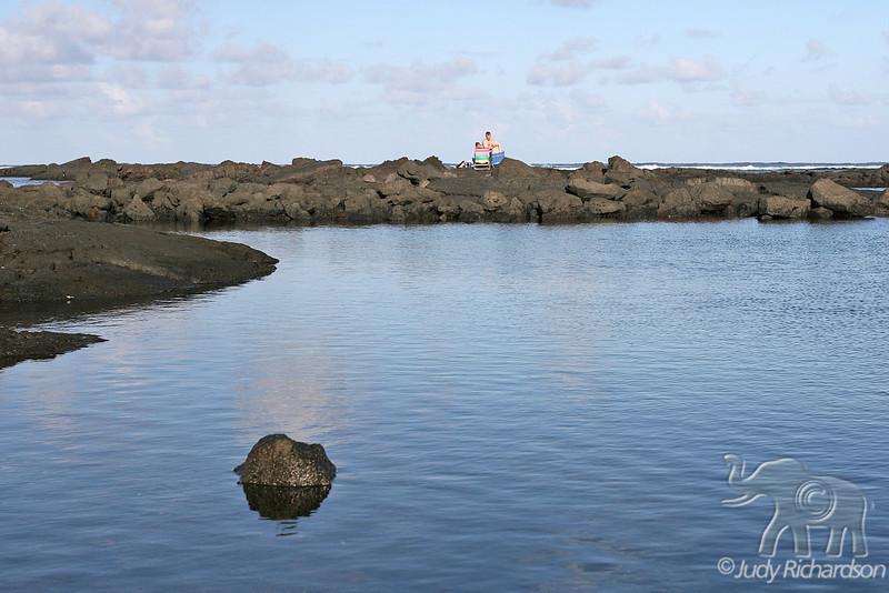 Kapoho Tidepool Reflections