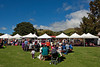 Waimea Saturday market on a beautiful November day