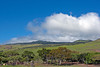 Looking toward Hawi from below Parker Ranch land in Waimea, Hawaii~Big Island