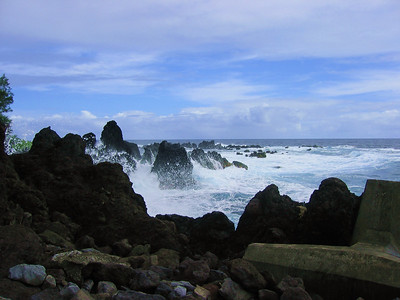 Laupahoehoe Point, Hawaii