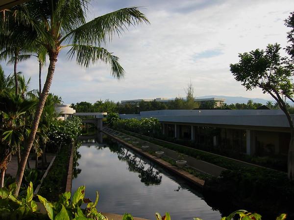 Boat Canal, Hilton Waikoloa Village, Hawaii