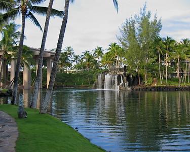 Inner Lagoon, Hilton Waikoloa Village, Hawaii