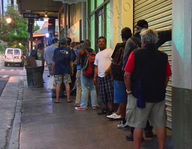 Homeless & men of Chinatown