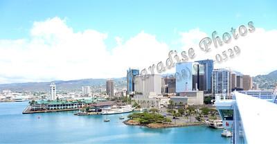 Hono view from CruiseShip 0907 (2)
