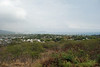#DIA050310-40 View of the city from the slopes of Diamond Head