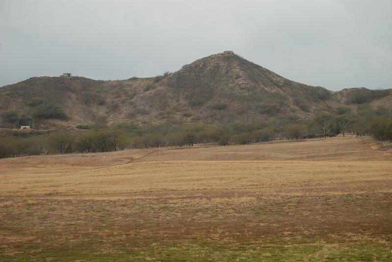 #DIA050310-6 Crater Rim of Diamond Head