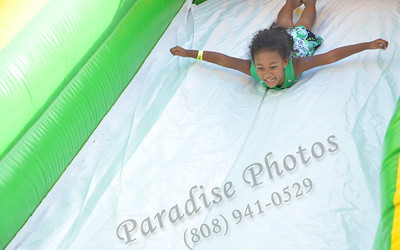 Slide down girl 414